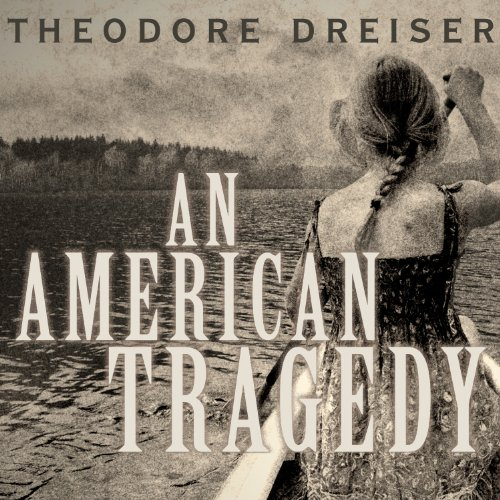 An American Tragedy audiobook cover art