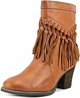 Kathrin Women's Round Toe Synthetic Boot