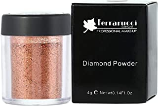 Ferrarucci Diamond Powder - FDE28 Brown, 4g