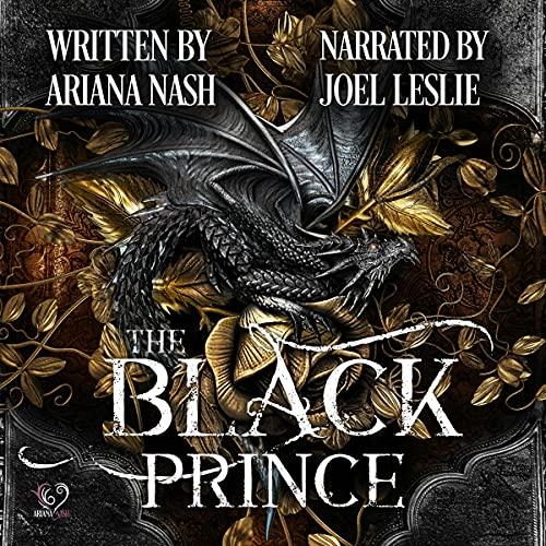 Couverture de The Black Prince: An MM Dark Fantasy