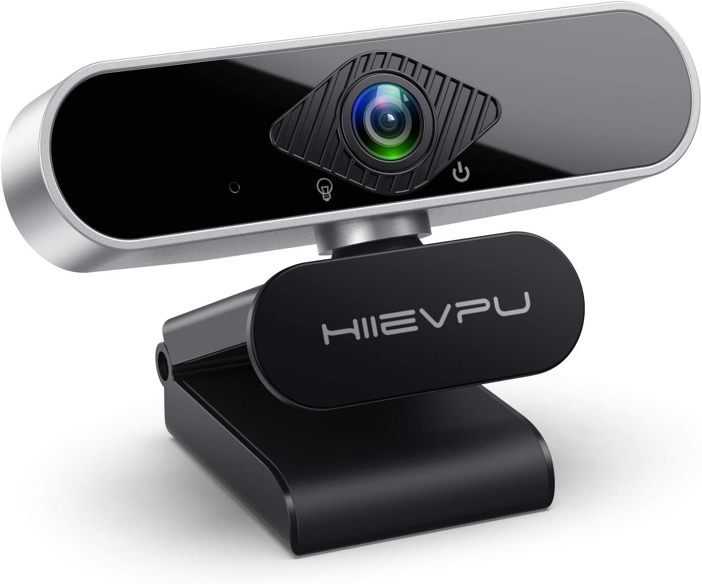 Webcam with Chicago Mall Microphone for PC Hiievpu 1080p 1 P Max 47% OFF Step USB