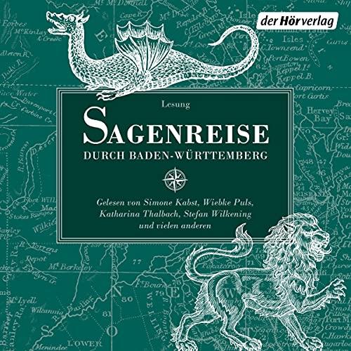 Sagenreise durch Baden-Württemberg Titelbild