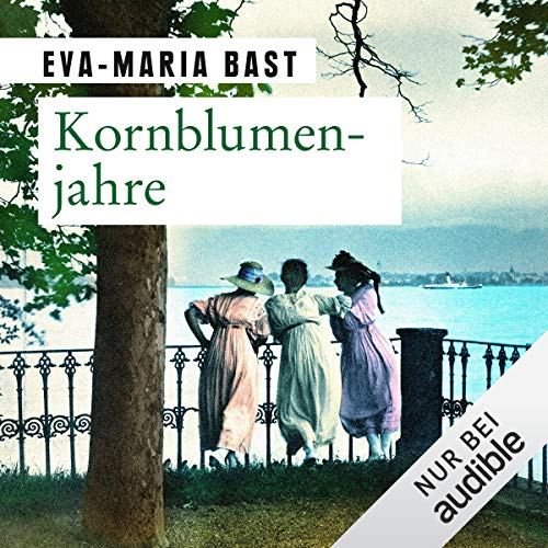 Kornblumenjahre cover art