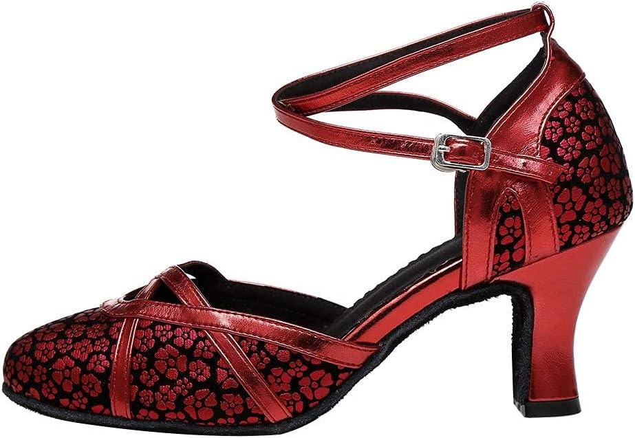 TTsz High Heels for Women Women's Latin Dance Shoes Standard Sal