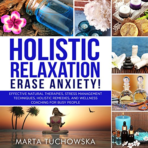 Holistic Relaxation audiobook cover art