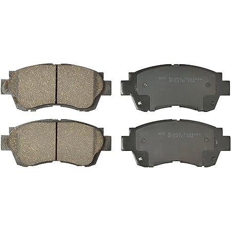 Front Ceramic Brake Pads Hardware for Toyota Camry Avalon Celica Sienna Lexus