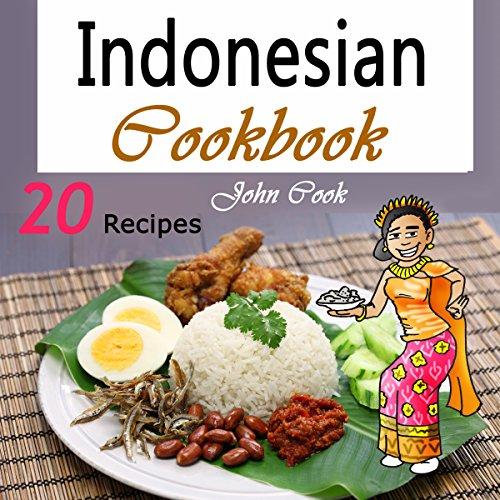 Indonesian Cookbook audiobook cover art