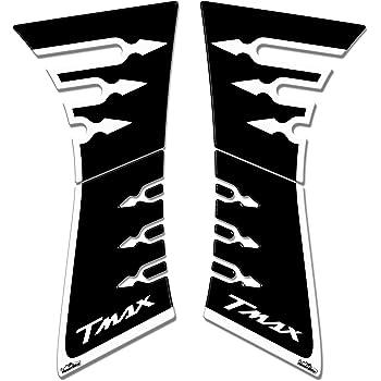 Adesivi 3d Mod/_04 Compatibili Con Fiancate Carena Yamaha Tmax 2008-2011