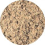 Glo Skin Beauty Loose Base - Natural Medium - Illuminating Loose Mineral Makeup Powder Foundation - Dewy Finish - 9 Shades