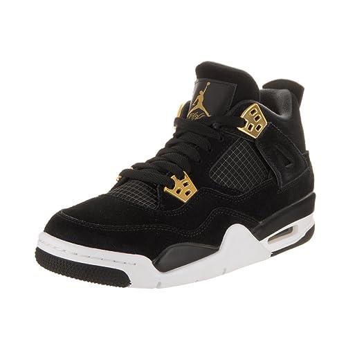 cheap for discount 3e8c3 36731 Gold and Black Jordan: Amazon.com