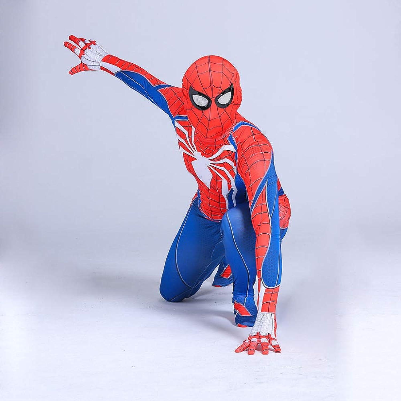 DSFGHE Spiderman Cosplay Kostüm Spiel Strumpfhosen Erwachsene Halloween Kinder Performance Party Kostüm,rot-150CM B07MXWSW2N Großer Räumungsverkauf  | Realistisch