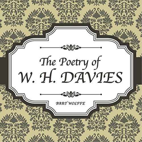 The Poetry of W. H. Davies cover art