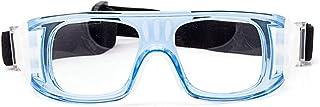 Blisfille Gafas Deporte Proteccion Gafas de Protección Graduadas,Azul Multicolor