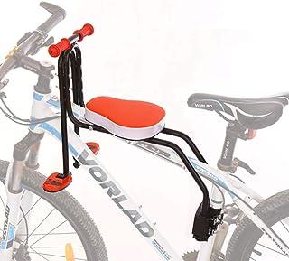 صندلی دوچرخه کودک FenglinTech ، صندلی ایمنی کودک با صندلی جلو و پدال های جلو
