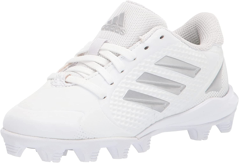 adidas Unisex-Child Purehustle 2 Md Baseball Shoe