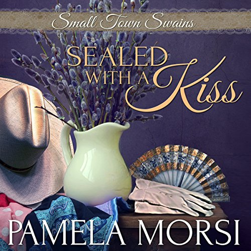 Sealed with a Kiss audiobook cover art