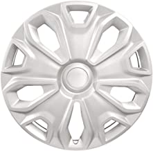"New Set 2015 16 17 18 Transit 150 250 350 Hubcaps 16/"" Wheel Covers 7068 Chrome"