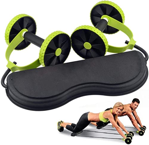 Laley Foldable Revolex Xtreme Rally Multifunction Pull Rope Wheeled Health Abdominal Muscle Training Home Fitness Equipment