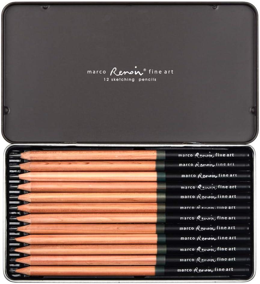 drawing pencil 2H h F Hb B 6B 3B 8B 2B 7b Spasm Spring new work price 5B 4B