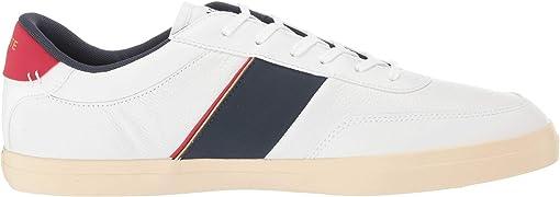 White/Navy/Red