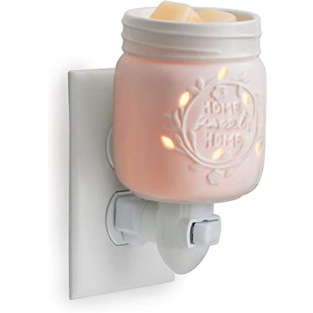 Wisechoice Plugs into Wall Original Candle Warmer