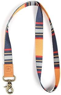 Neck Strap Lanyard Safety Breakaway For ID Name Badge Holder Keys Metal Clip LTC