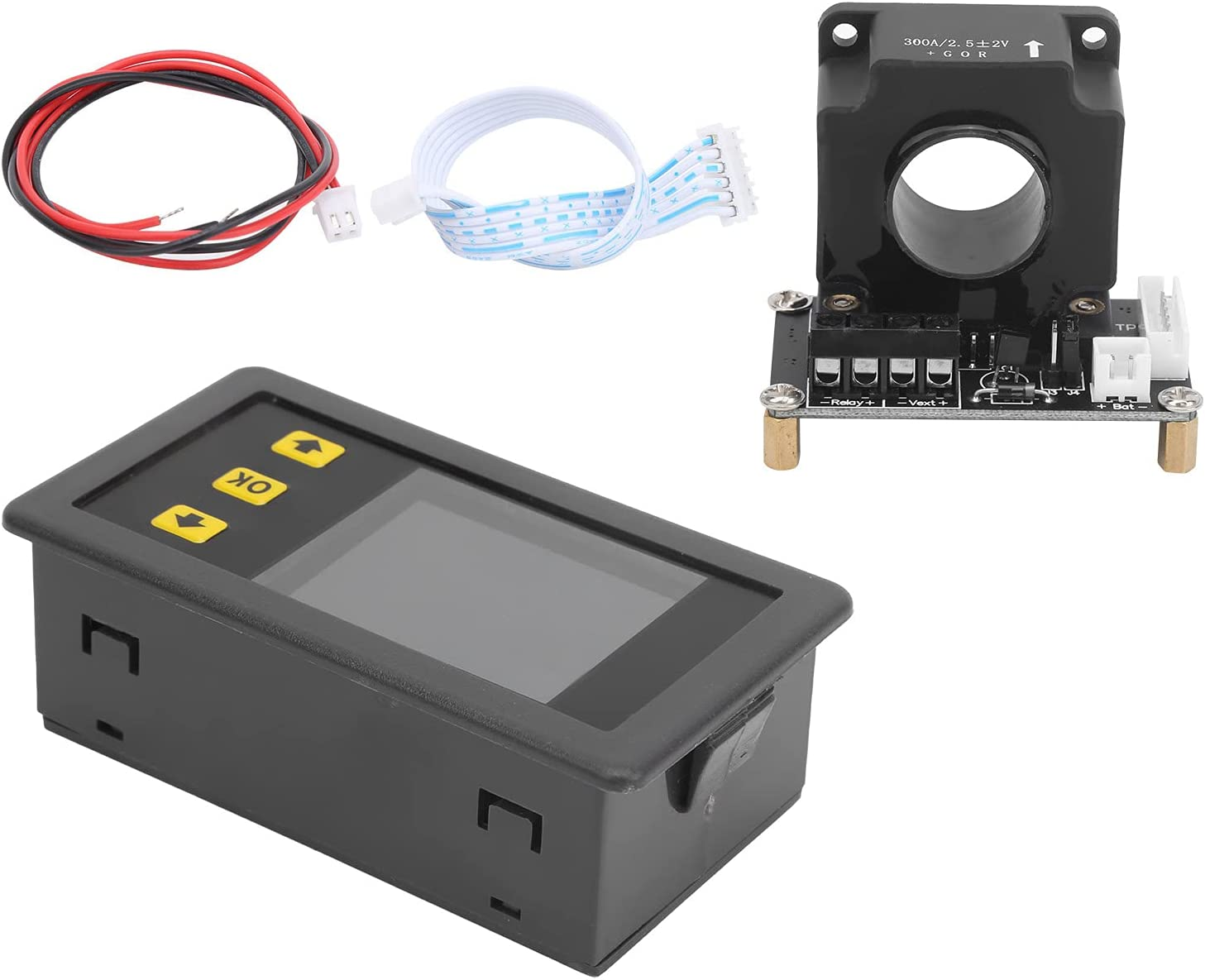 2021 model Battery Tester Voltage Multi-protection Meter Convenien Current 2021 spring and summer new