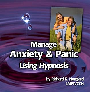 anxiety hypnosis audio