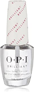 OPI Brilliance Top Coat, Clear, 15ml