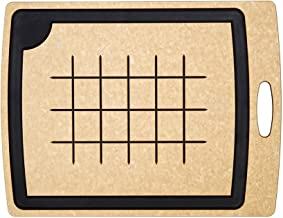product image for Epicurean Carving Series Cutting Board, 19.5-Inch by 15-Inch, Natural/Slate