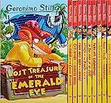Geronimo Stilton: 10 Book Collection (Series 1)