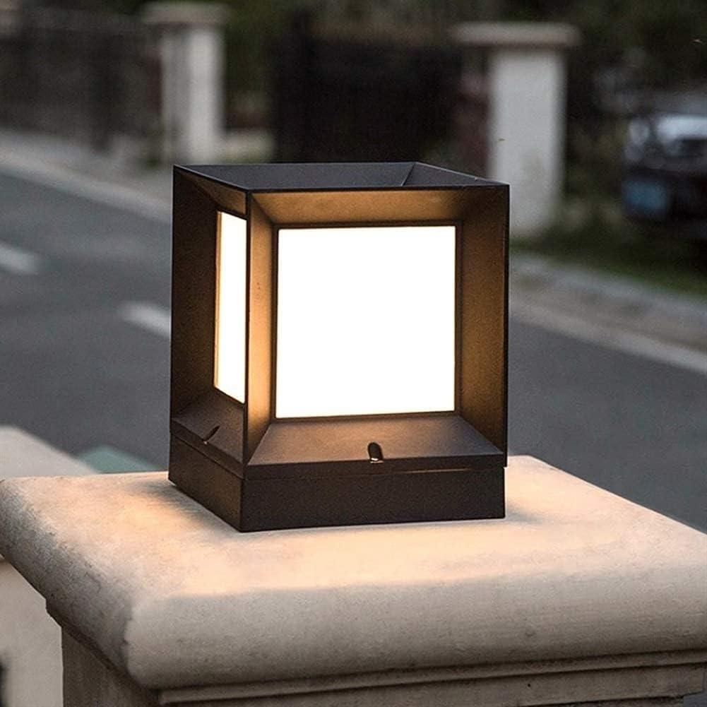 UimimiU Exterior Post Charlotte Mall Al sold out. Lighting Fixture M Light Column Waterproof