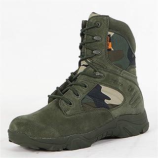 TnSok Tactique étanche Verte Haute Top Trekking Chaussures Chaussures de Bottes d'hiver Magnum Hommes randonnée pédestre C...