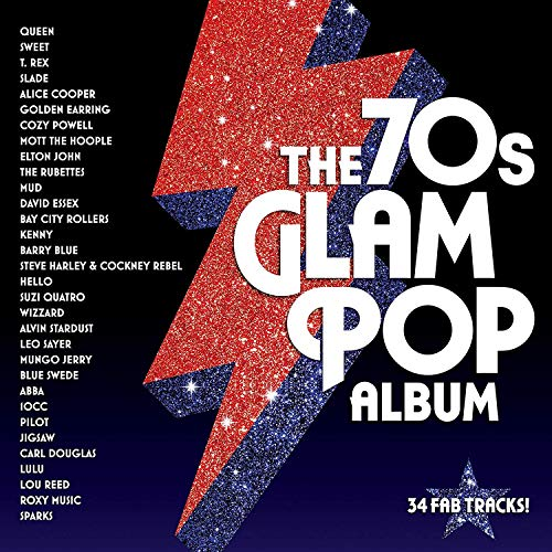 70s Glam Pop Album / Various [Vinyl LP]
