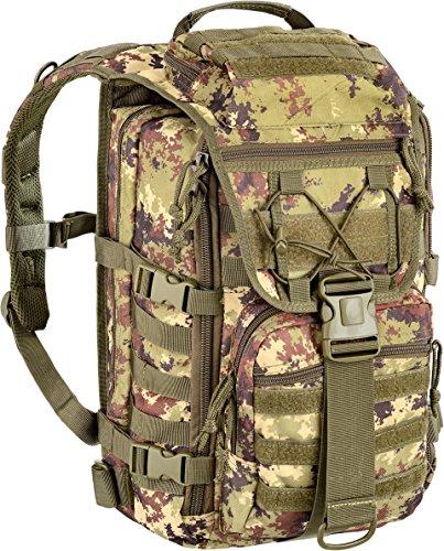 Easy Pack Defcon 5 - Mochila militar Vegetato Italiano