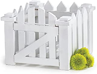 Best picket fence flower planter Reviews