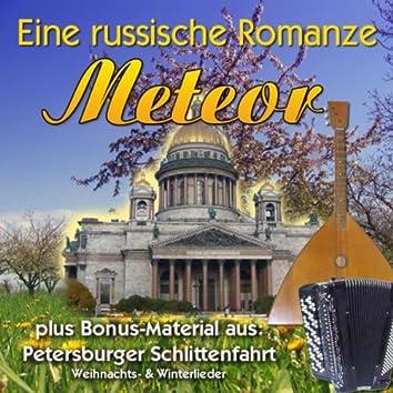 Eine russische Romanze & Petersburger Schlittenfahrt