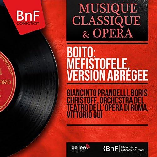 Giancinto Prandelli, Boris Christoff, Orchestra del Teatro dell'Opera di Roma, Vittorio Gui