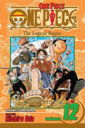 One Piece Volume 12