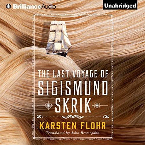 The Last Voyage of Sigismund Skrik Titelbild