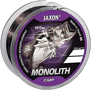 Jaxon Angelschnur Monolith CARP 0,25-0,35mm/600m Spule Monofile Karpfenschnur schnell sinkend