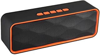 WHSS extérieur sans Fil Bluetooth Haut-Parleur, Téléphone Mobile Car Smart Mini Stereo, 12W Son HD et en Gras Bass, Mains ...