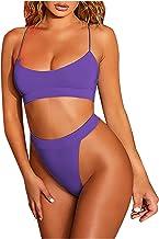 Routinfly Bielizna kąpielowa dla kobiet, zestaw bikini, seksowna bikini, odzież plażowa, odzież kąpielowa, dla kobiet, na ...