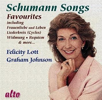 Schumann Favourite Songs