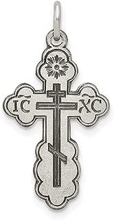 greek baptismal cross jewelry