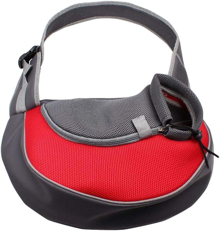 Aoligei Bag Out of Pocket Baotan Shoulder Chest Front Backpack PU