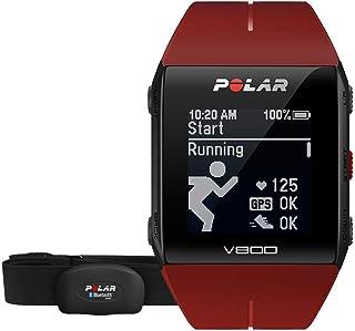 comprar comparacion Polar V800 Red HR - Reloj deportivo GPS y sensor de frecuencia cardíaca H10, color rojo