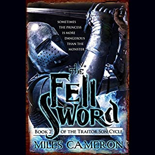 Page de couverture de The Fell Sword
