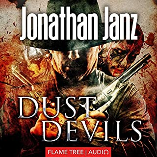 Dust Devils  audiobook cover art