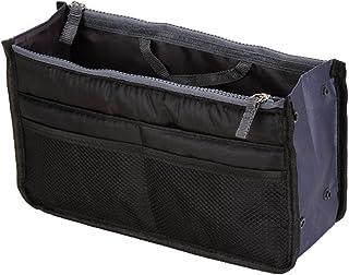[HKH]バッグインバッグ ミニ バッグ 整理 仕切り 多機能 軽量 レディース 大容量 インナーバッグ バック コンパクト シンプル 便利 収納